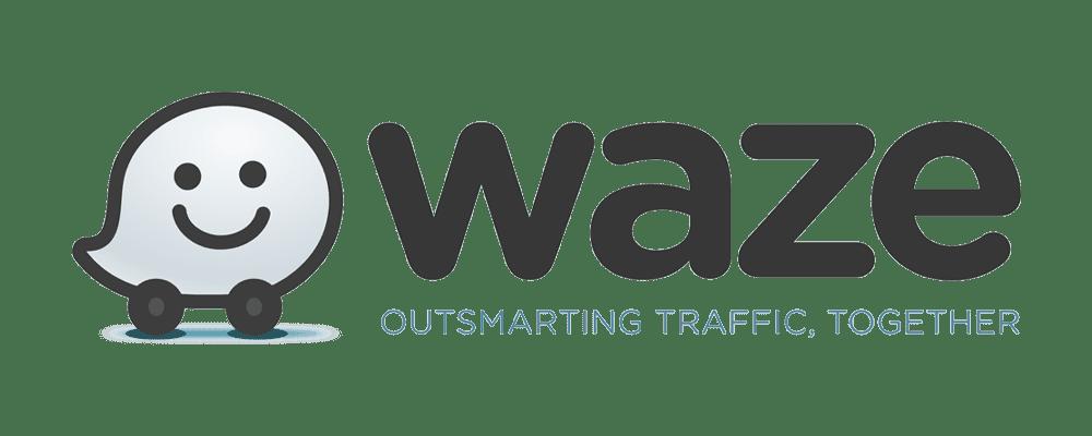 Waze long duo logo