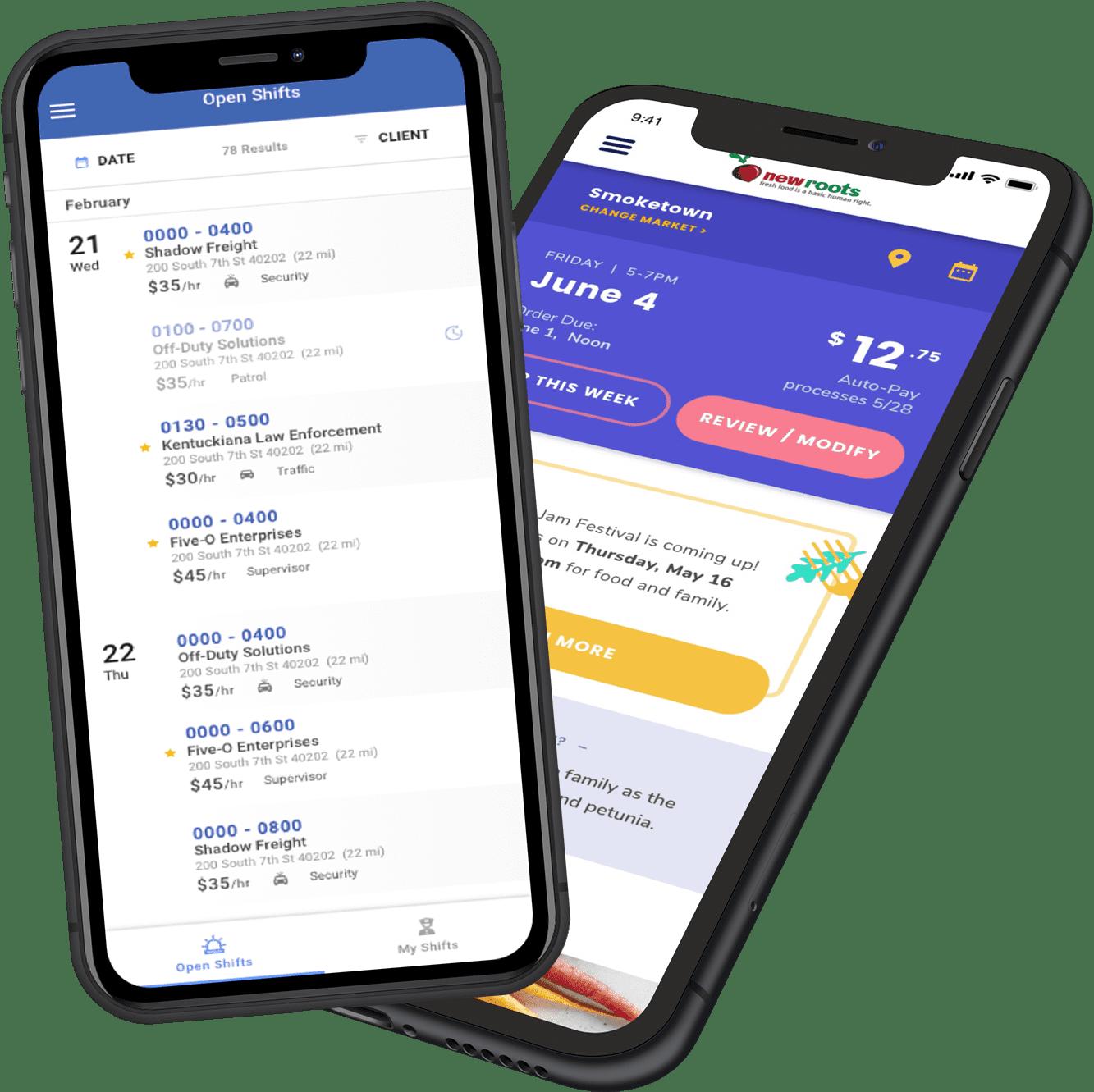 Louisville mobile app development