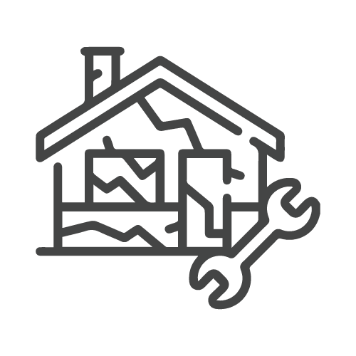 repair house icon