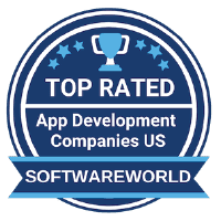Badges Compressed_Software World Mobile App Company Achievement